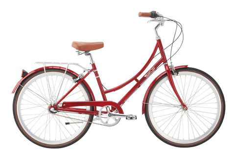 Pure City Melrose 3spd 43cm Red/White