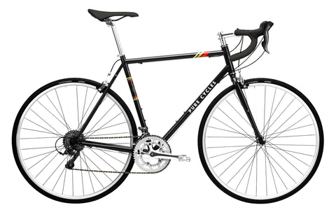 Pure Cycles Valeta Road 56cm Black