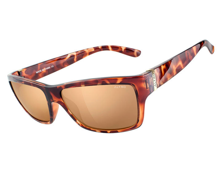 tortoise sunglasses with brown lens