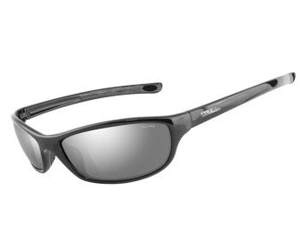 black sunglasses with grey lens