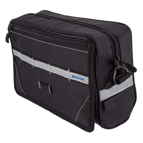 Handlebar Bag BiKase Nav w/Bracket Black