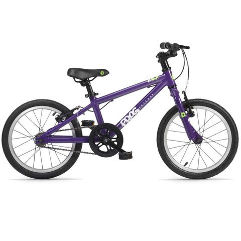 Frog 52 Hybrid Bike Purple