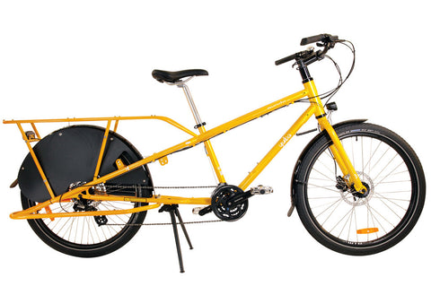 Yuba Mundo V5 Chromoly 24sp Gold