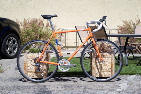 Pure Cycles Botrange Road 51cm Orange