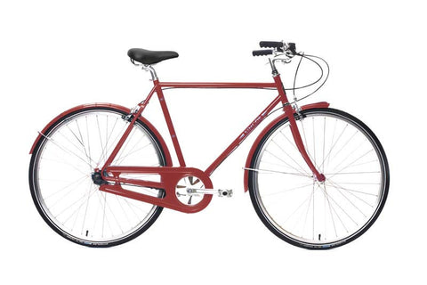 "Simcoe Basic Roadster 3sp 20"" Red"