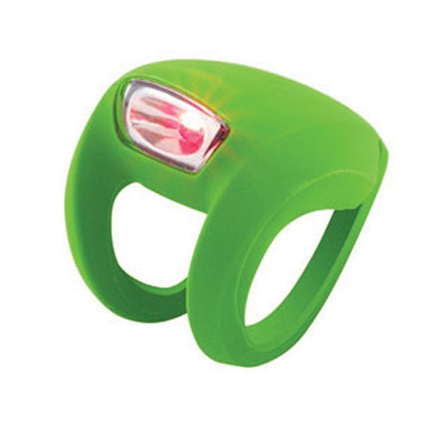 Knog Frog Strobe Light Rear - Lime