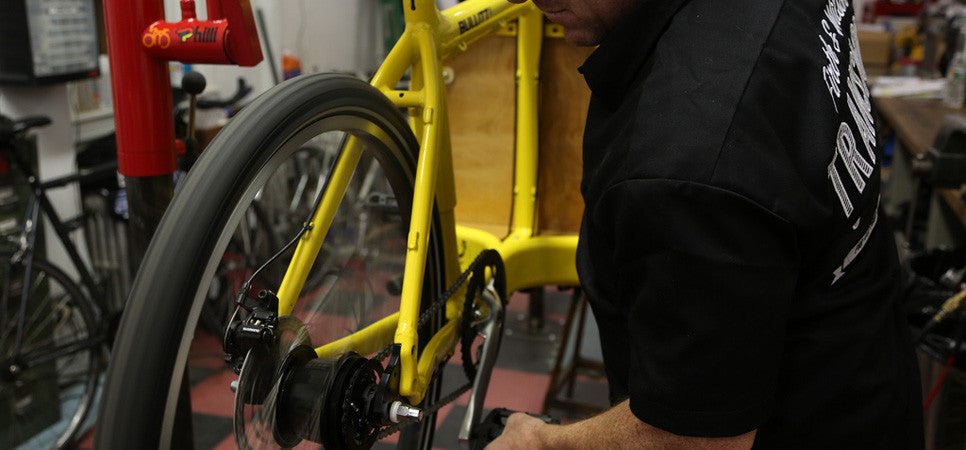 Bicycle Repair Philadelphia