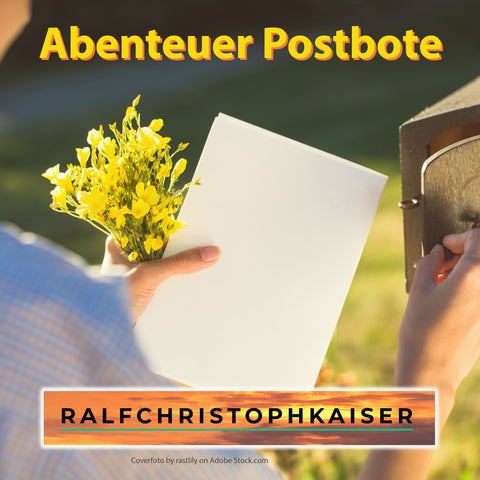 Abenteuer Postbote experimentell electronica ambiente song in full hd wav file high resolution by ralf christoph kaiser