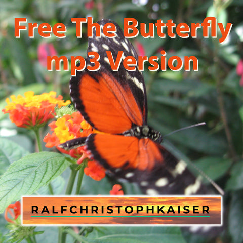 Free The Butterfly new Elecronica EP by RalfChristophKaiser.com now as mp3 version for mobile use available