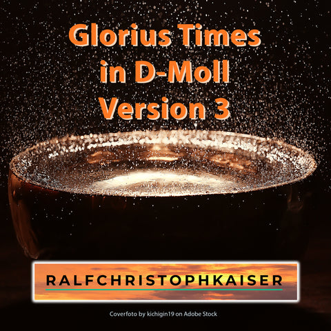 "You will get thrilled about this new modern classical orchestra hit: ""Glorius Times"" in D-Minor by Ralf Christoph Kaiser version 3 full score full orchestra leadhseet and parts and high resolution wav file"