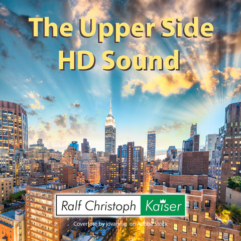 "New Electronica EP: ""The Upper Side"" by Ralf Christoph Kaiser online now as free download"