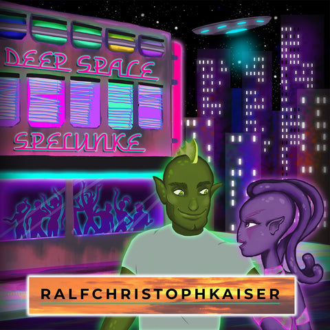 Deep Space Spelunke Neuveröffentlichung by Ralf Christoph Kaiser mit Bonustrack for free Download