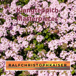 Klangteppich Masterpieces by Ralf Christoph Kaiser complete classical CD Full Score Leadsheets and Parts