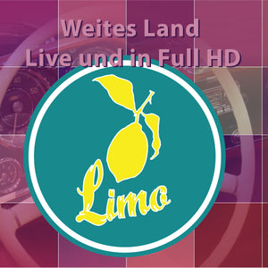 Limoband Live on Stage 11/21/2019 Weites Land EP in Full HD Sound wav Files including Lyrics and mp3 Version
