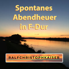 Spontanes Abendheuer in F-Dur Version 2 Full Score Full Orchestra Leadsheet and Parts and Full HD Sound Wav File