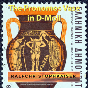 The Pronomos Vase in D-Moll Full HD Version and Full Score Full Orchestra Leadsheet and Parts