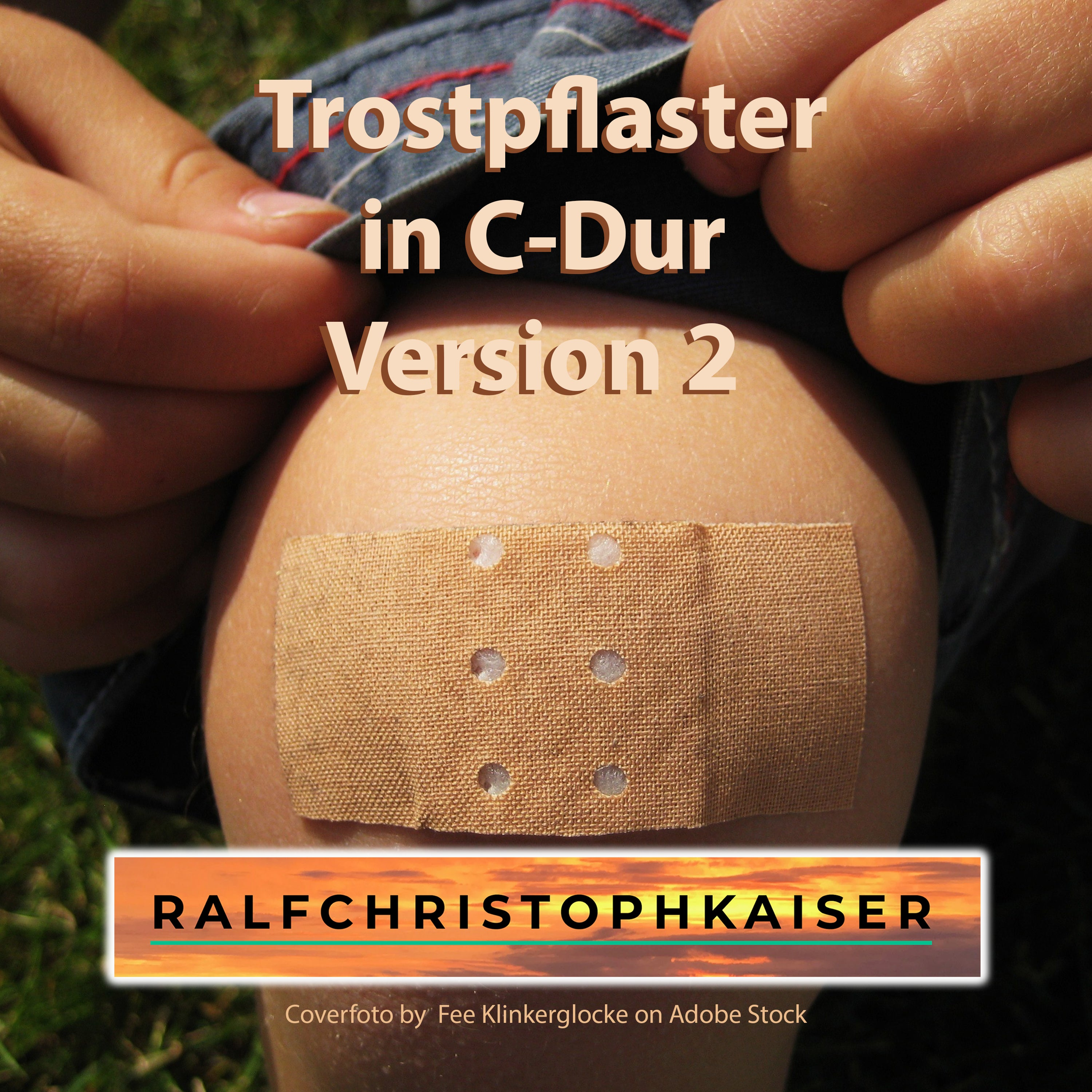"Live Recordingsession vom 21.08.2019 ""Trostpflaster"" in C-Dur Full Score Full Orchestra Leadsheet and Parts free Download"