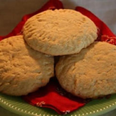 Coconut Cookies, Southern Gourmet
