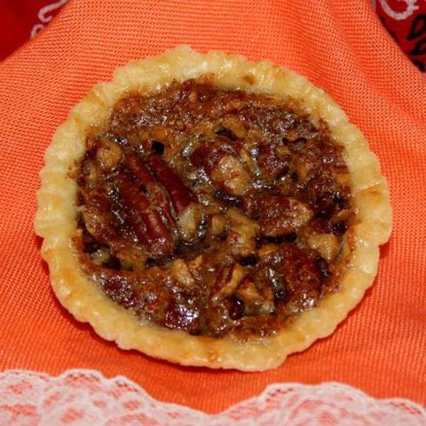 Miniature Pecan Pies, mini pies, miniature pies