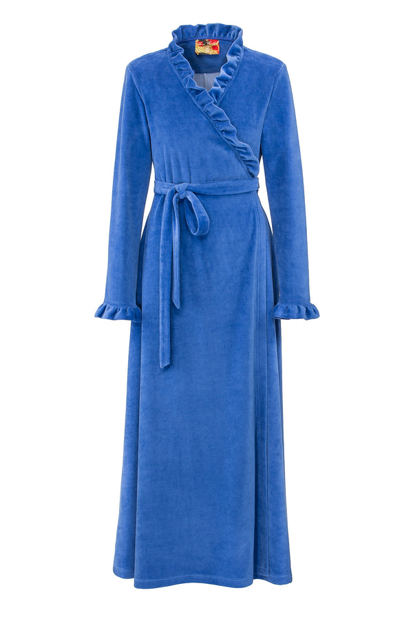 The Lilla Eva Long Bathrobe