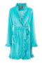 The Lilla Eva Short Bathrobe