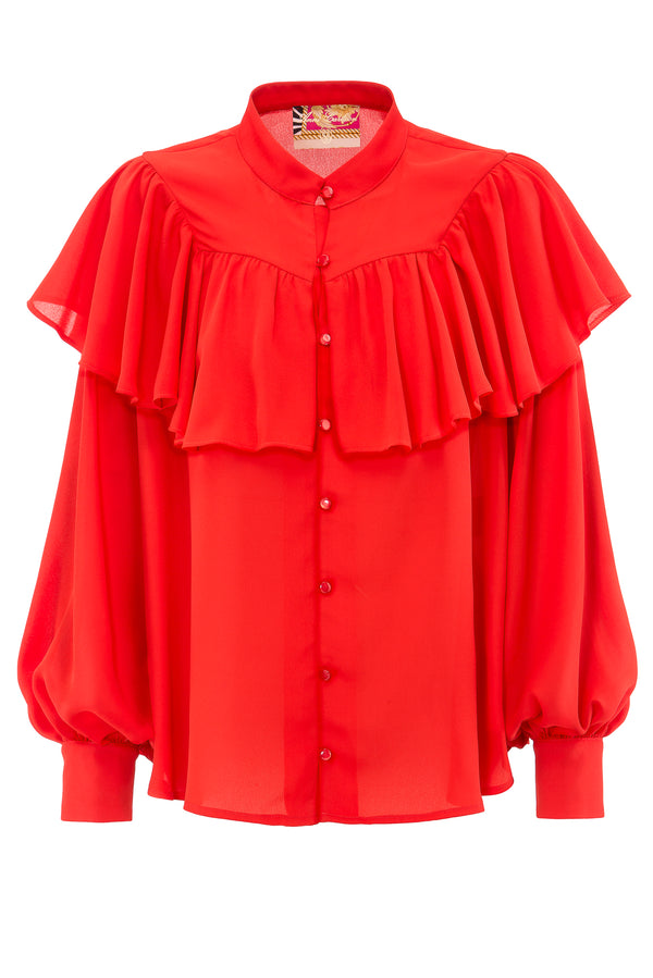 The Sabine Blouse