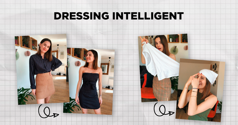 DRESSING INTELLIGENT: 1 VÊTEMENTS, 2 STYLES