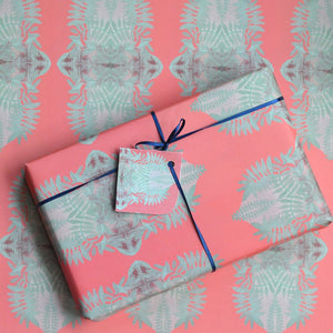 Wrapping paper - Ithacan gift wrap_website