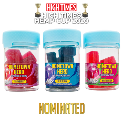 Hemp Cup CBD Gummies