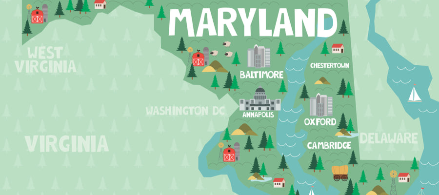 Delta-9 legality in Maryland