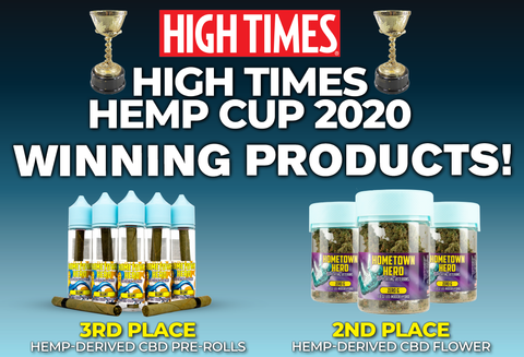 High Times Hemp Cups Winners