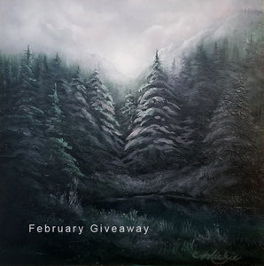 February 2020 -  Giveaway