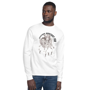 'IMF - Intentional Monetary Fun' Men's Champion Long Sleeve Shirt