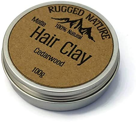 Zero Waste Hair Kit (Hair Clay) - Tecorra