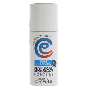 Earth Conscious Natural Deodrant