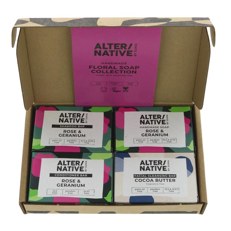 Alter/Native Soap Gift Set - Floral