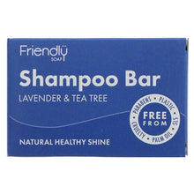 Load image into Gallery viewer, Friendly Soap Shampoo - Lavender & Tea Tree