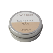 Load image into Gallery viewer, Nude Unscented Lip Balm - Tecorra
