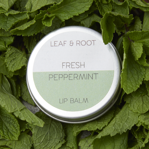 Peppermint Lip Balm - Tecorra