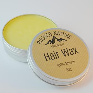 Natural Hair Wax - Unscented - Tecorra