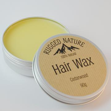 Natural Hair Wax - Cedarwood - Tecorra