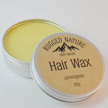 Natural Hair Wax - Lemongrass - Tecorra