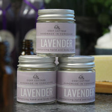 Load image into Gallery viewer, Cosy Cottage Lavender Hand & Body Balm - Tecorra