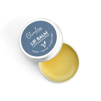 Blameless Unflavoured Lip Balm - Tecorra