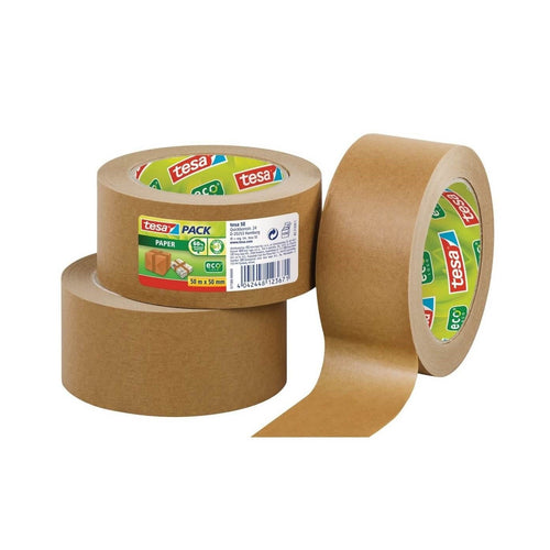 Tesa Paper Packaging Tape - Tecorra