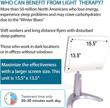 Carex Day-Light Classic Plus Light Therapy Lamp