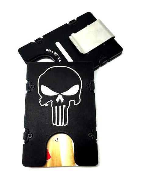 Punisher BilletVault EDC Wallet