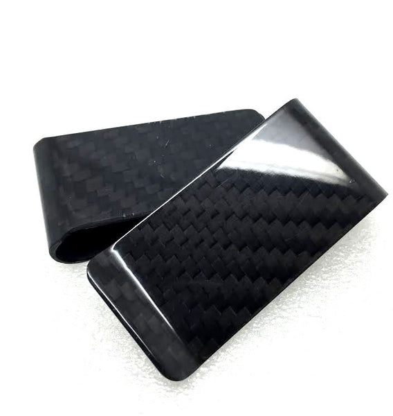 Replacement Carbon Fiber money clip