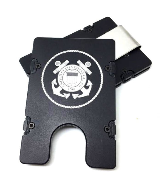 Coast Guard Badge EDC Wallet