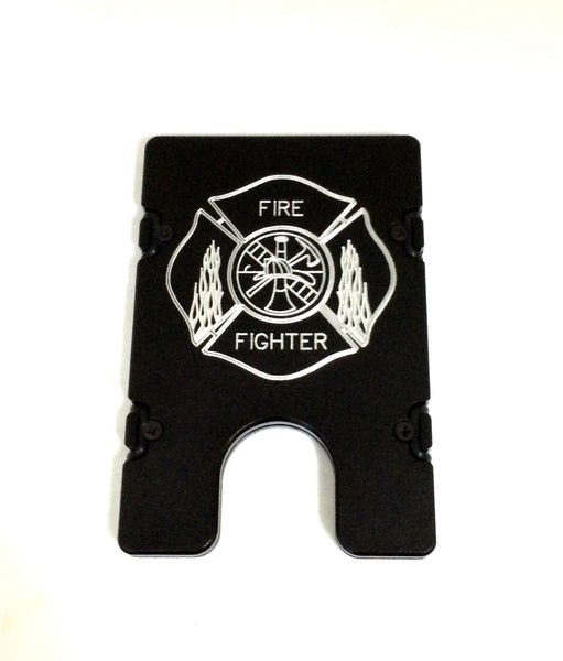 Firefighter BilletVault EDC Wallet